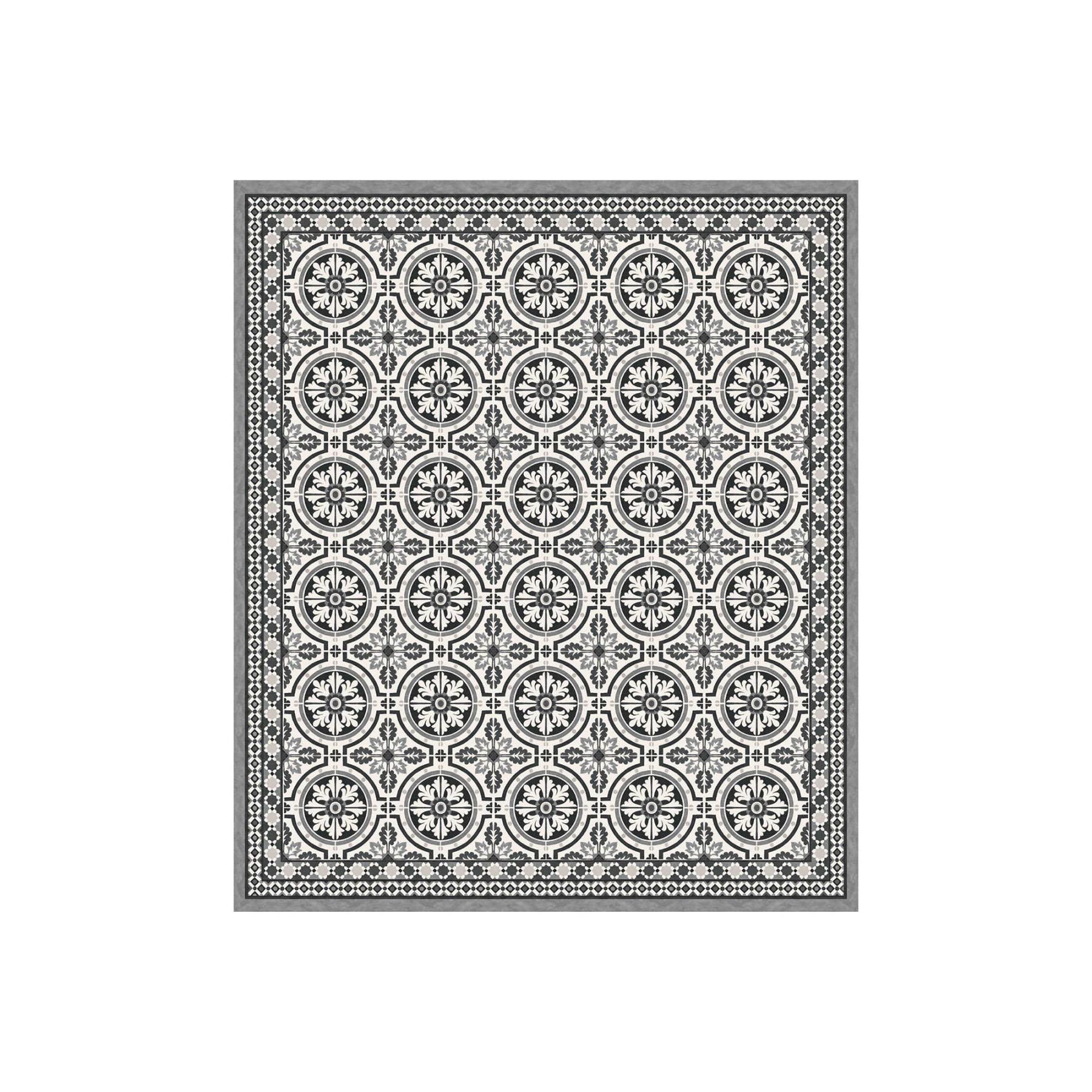 tapis en vinyle
