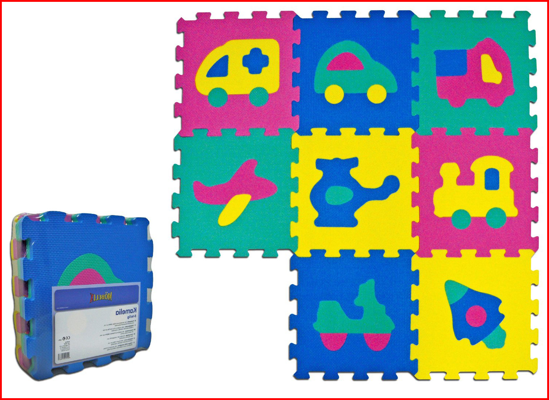 tapis puzzle pas cher