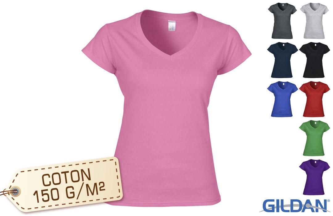 tee-shirt femme pas cher