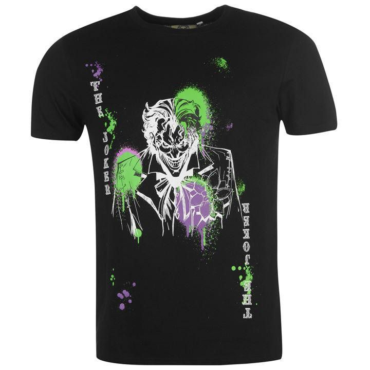 tee shirt joker