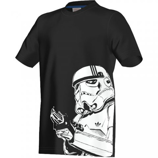 tee shirt star wars adidas