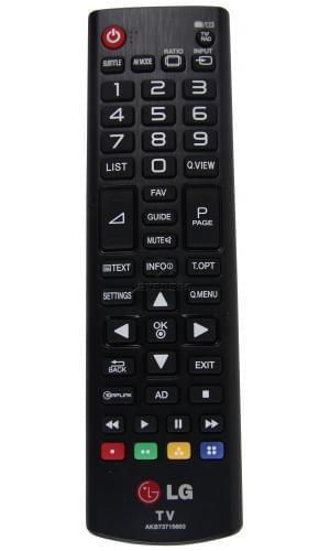 telecommande tele lg