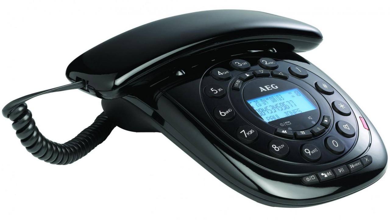 telephone aeg