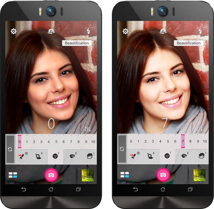 telephone asus zenfone selfie