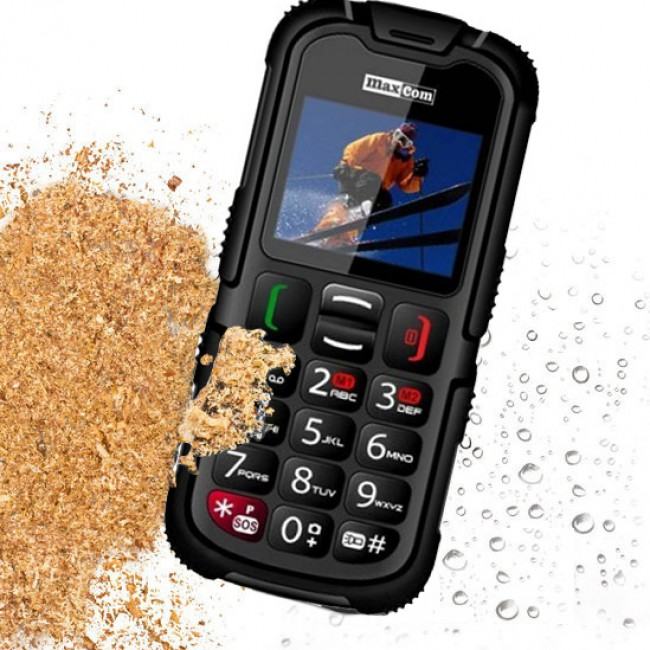 telephone portable senior