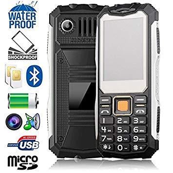 téléphone portable solide étanche