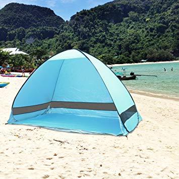 tente de plage anti uv