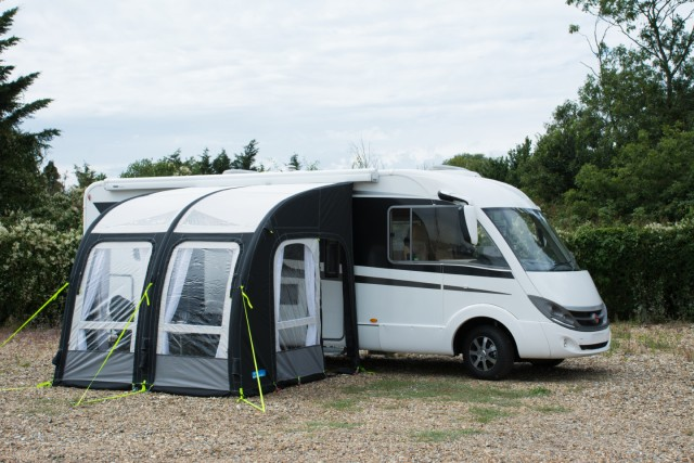 tente pour camping car