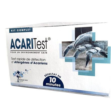 test acarien