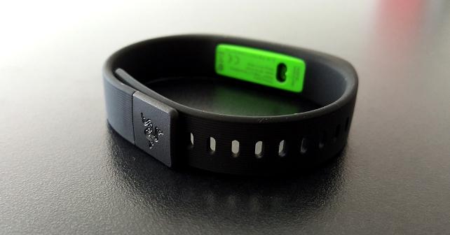 test bracelet connecté