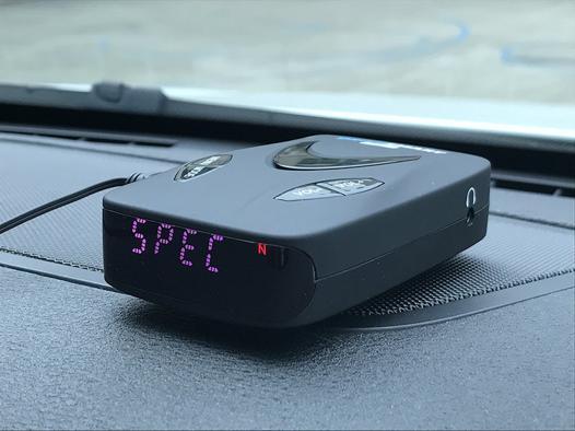 test detecteur radar