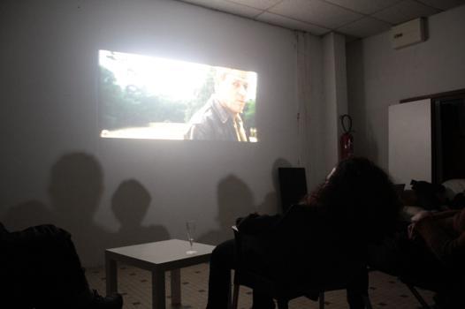 test ecran de projection