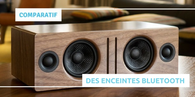 test haut parleur bluetooth