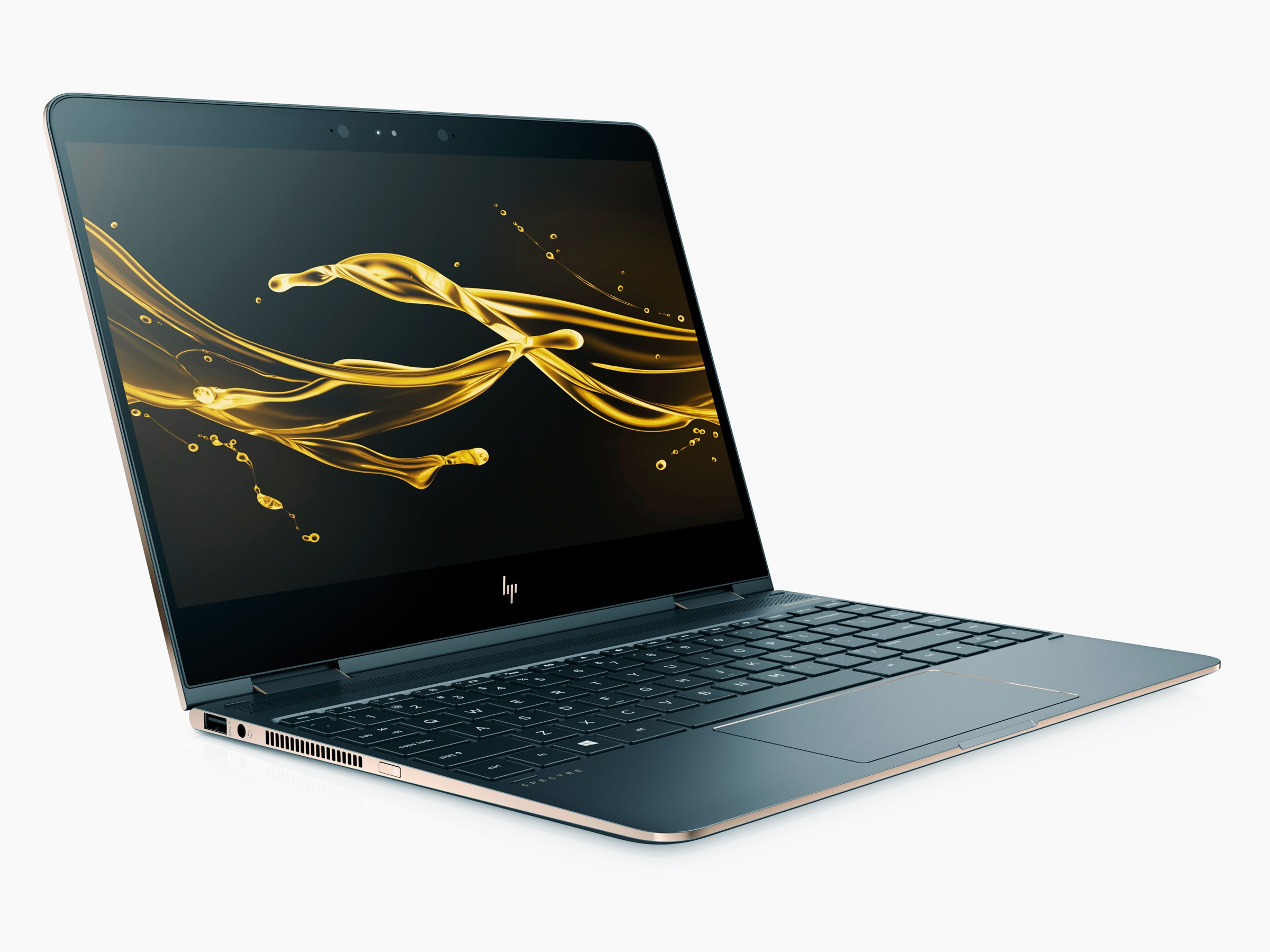 test hp spectre x360 13