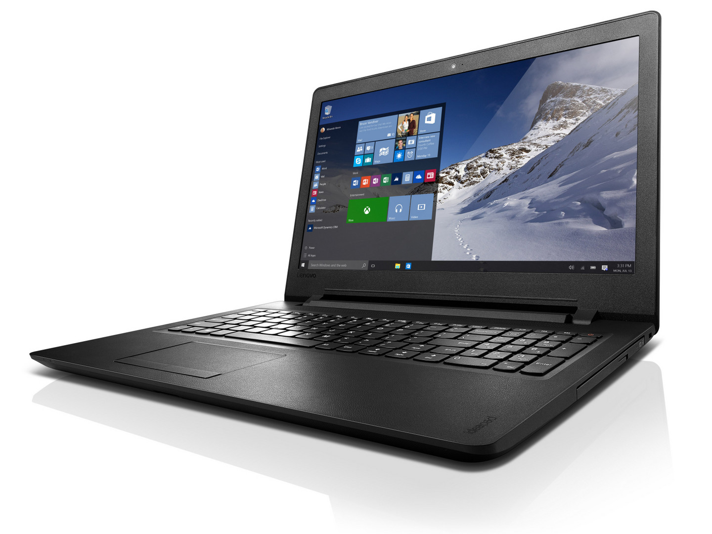 test lenovo ideapad 110-15 acl