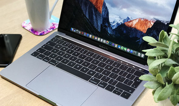 test macbook pro