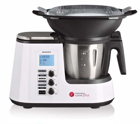 test robot cuisine