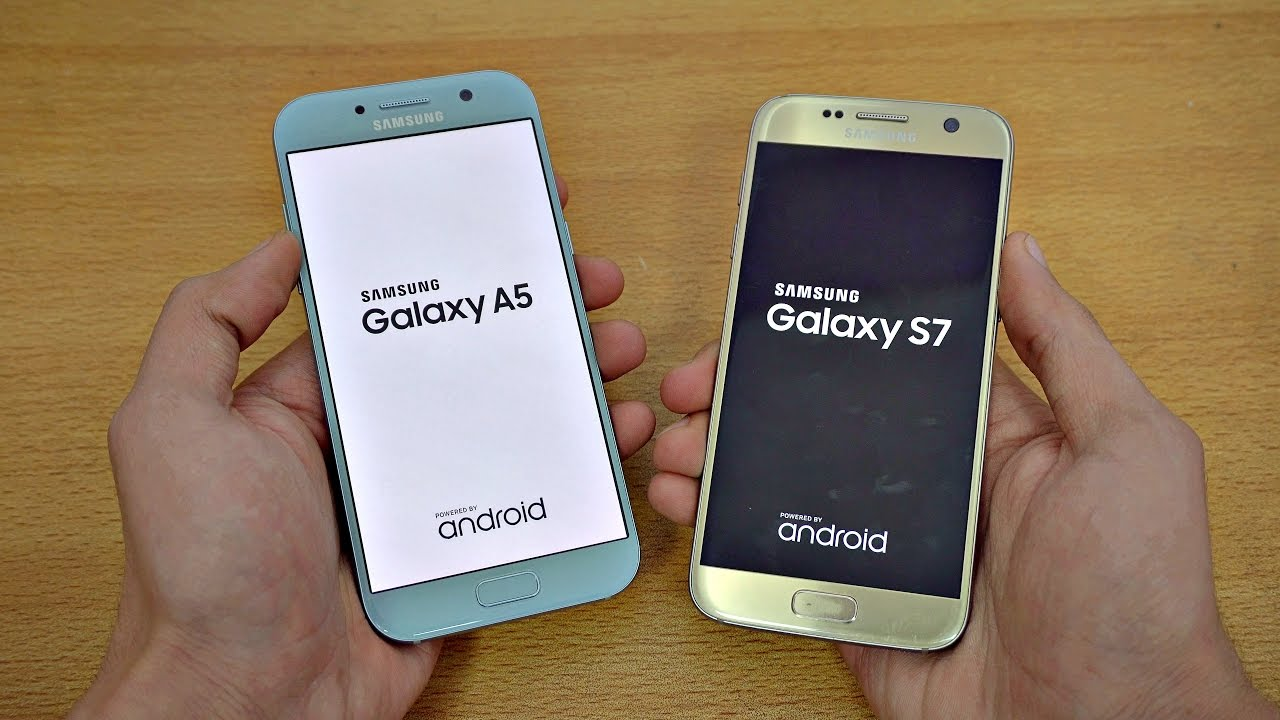 test samsung galaxy a5