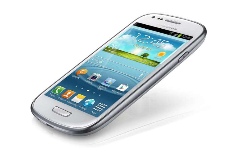 test samsung galaxy s3 mini