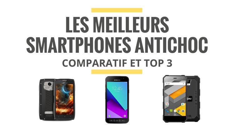 test smartphone antichoc