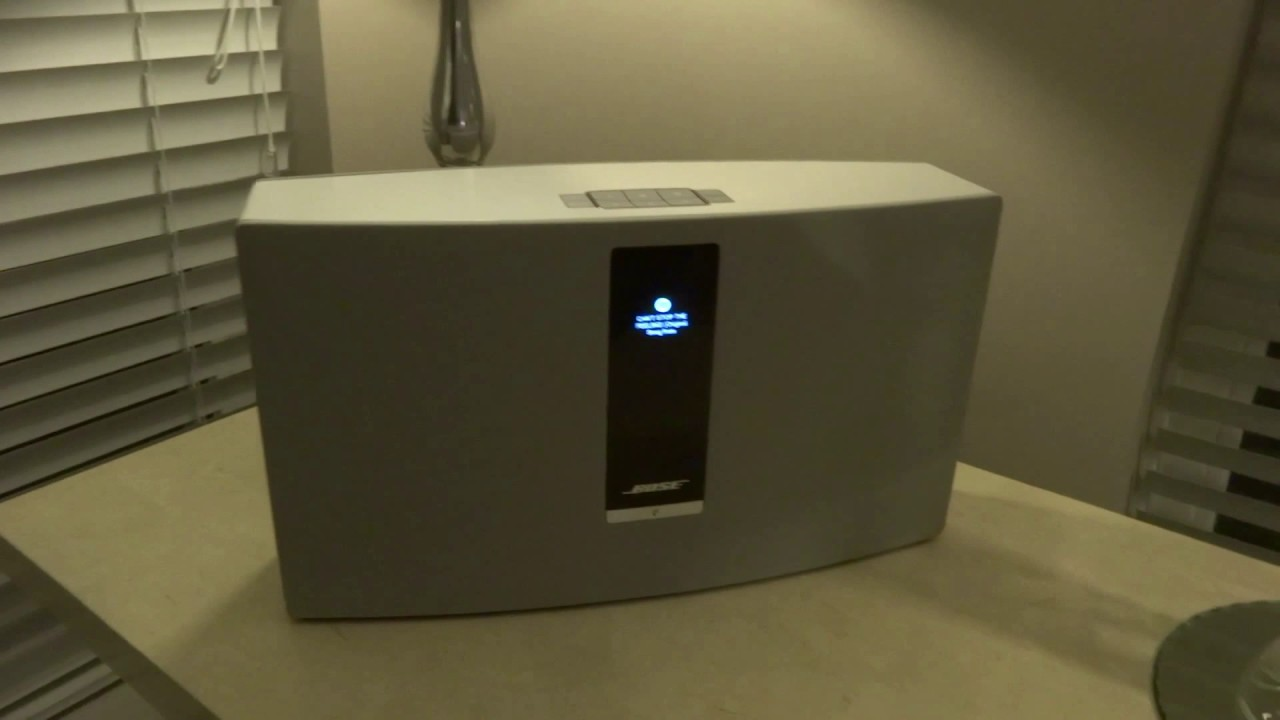 test soundtouch 30