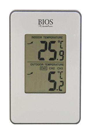 thermometre sans fil interieur exterieur