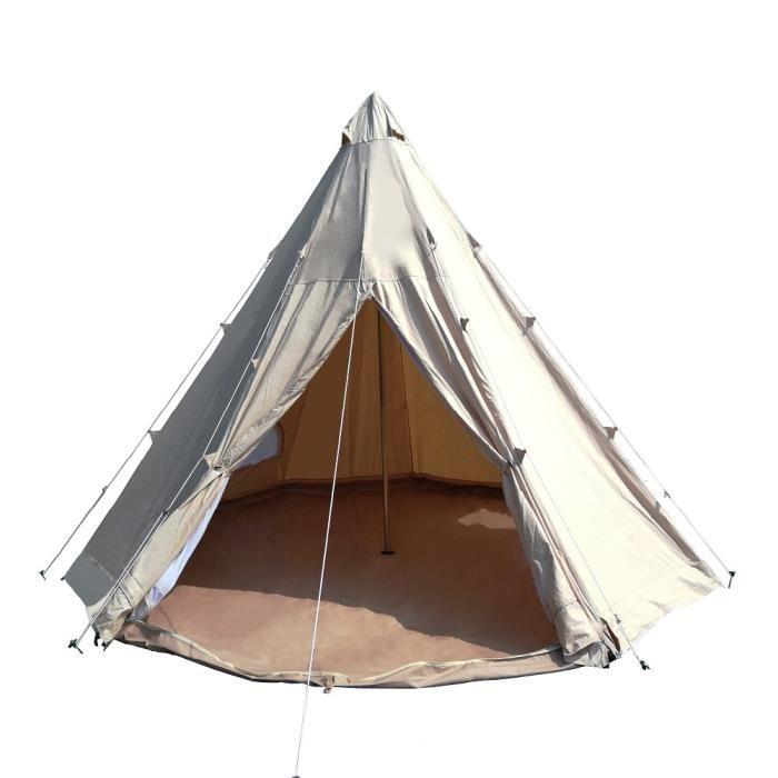 tipi tente camping