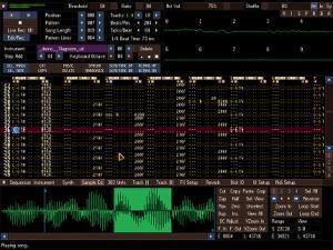 tracker musique