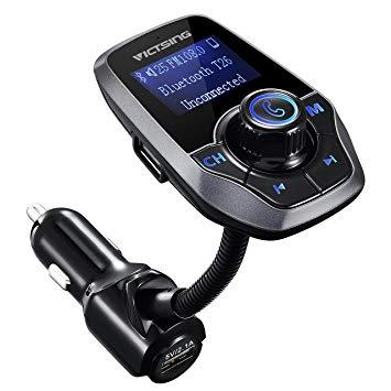 transmetteur fm bluetooth voiture