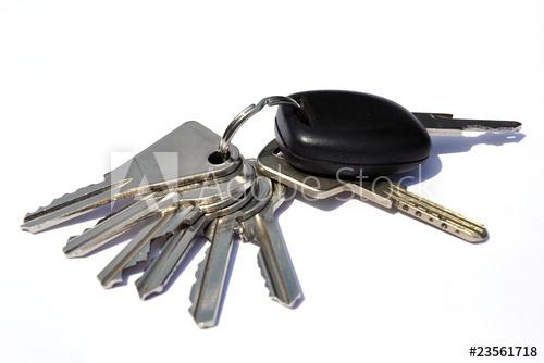 trousseau de clef