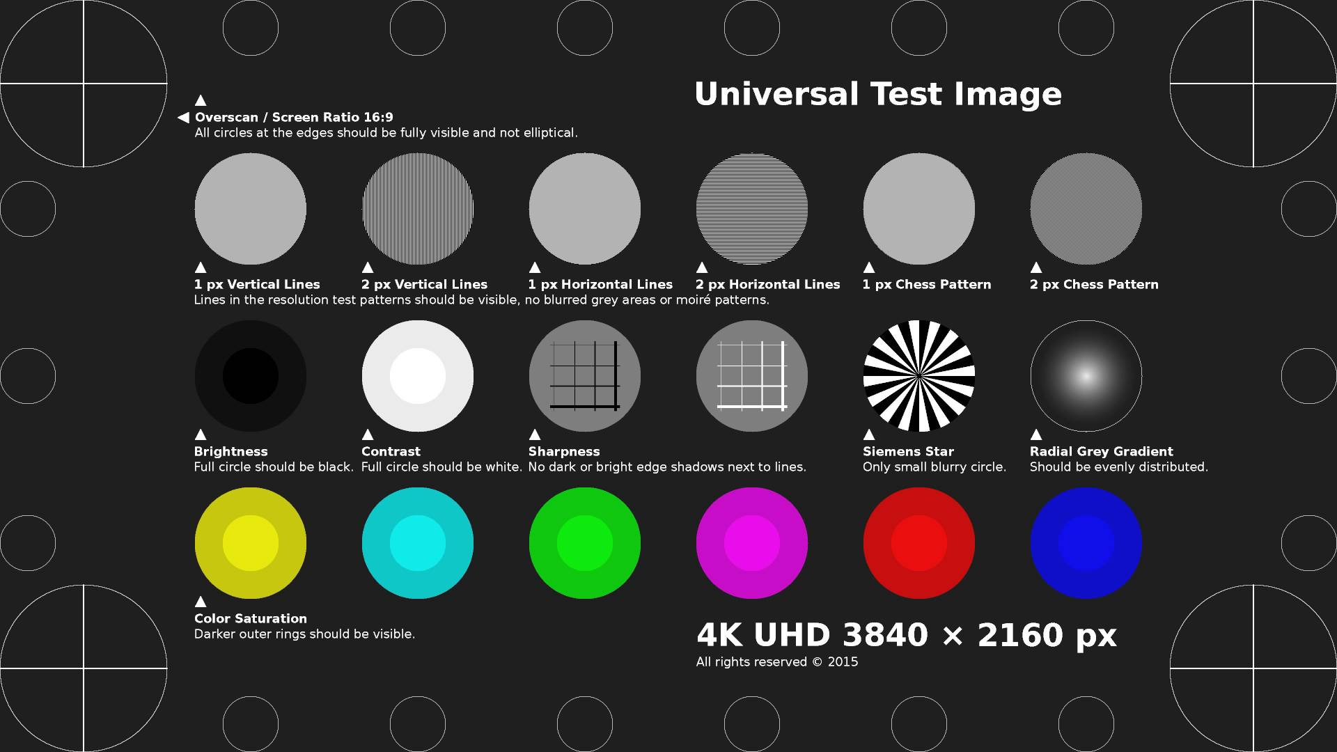 tv uhd test