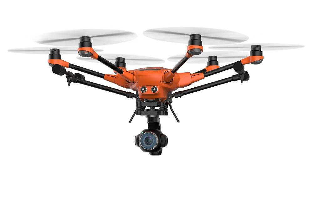 un drone professionnel