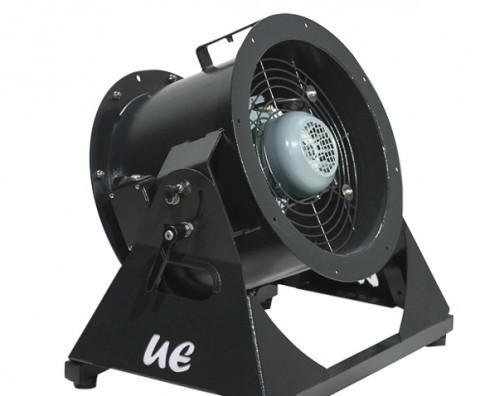 ventilateur tres puissant