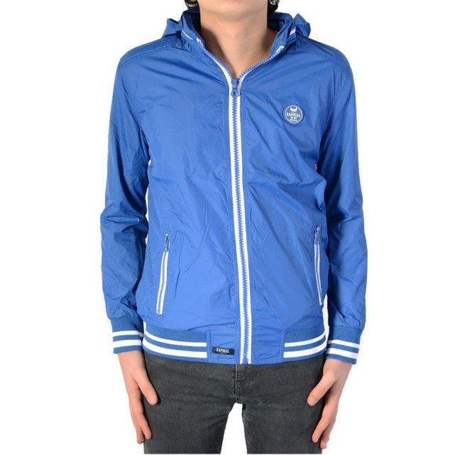 veste kaporal bleu