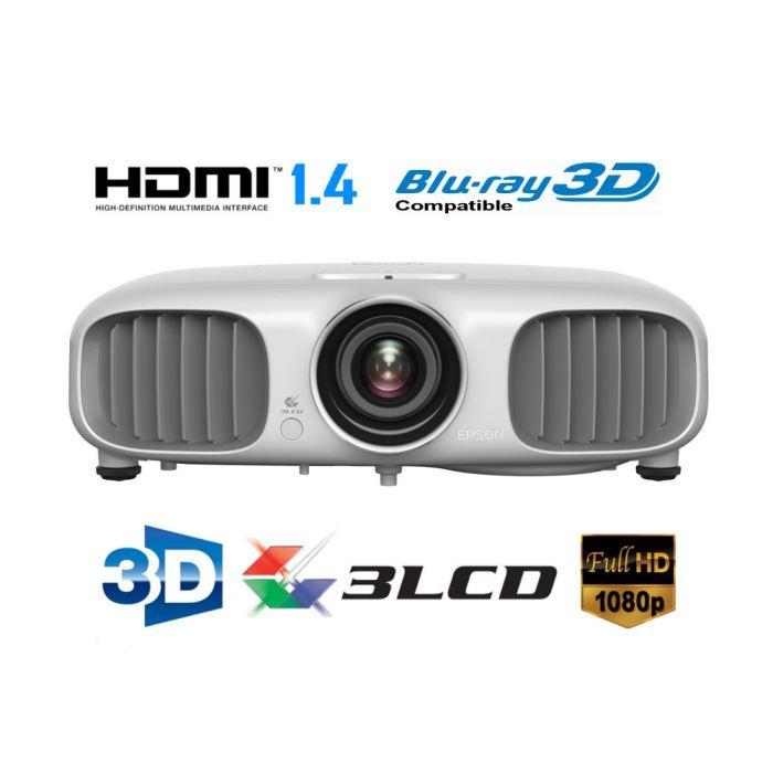 videoprojecteur full hd 3d