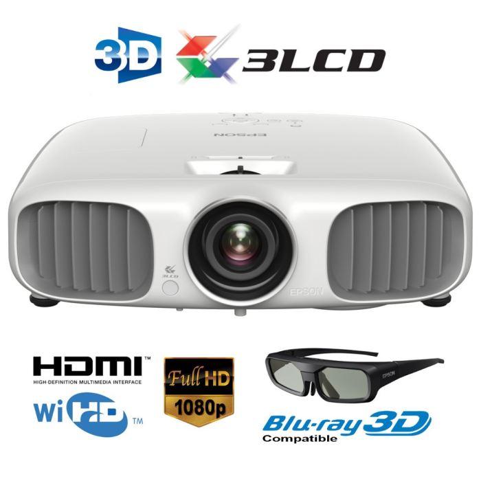 vidéoprojecteur hd 3d