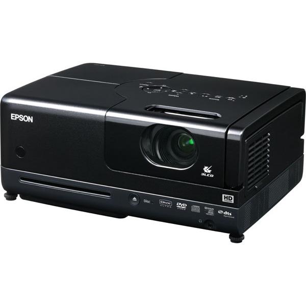 videoprojecteur lecteur dvd intégré