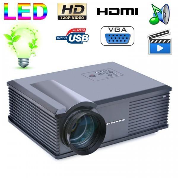 videoprojecteur led full hd