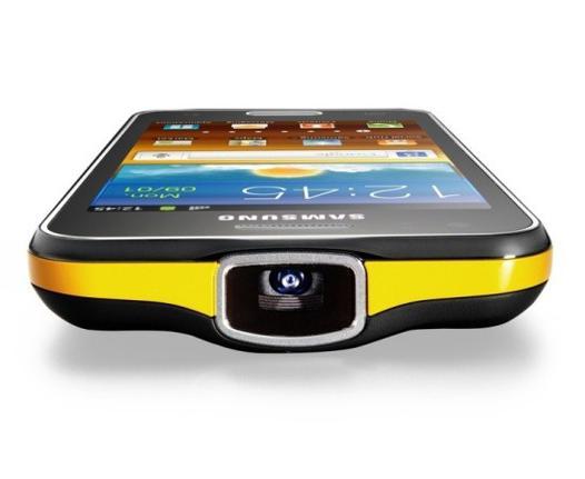 videoprojecteur portable samsung