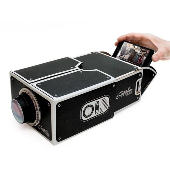 vidéoprojecteur pour smartphone