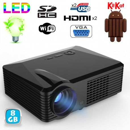 videoprojecteur wifi full hd