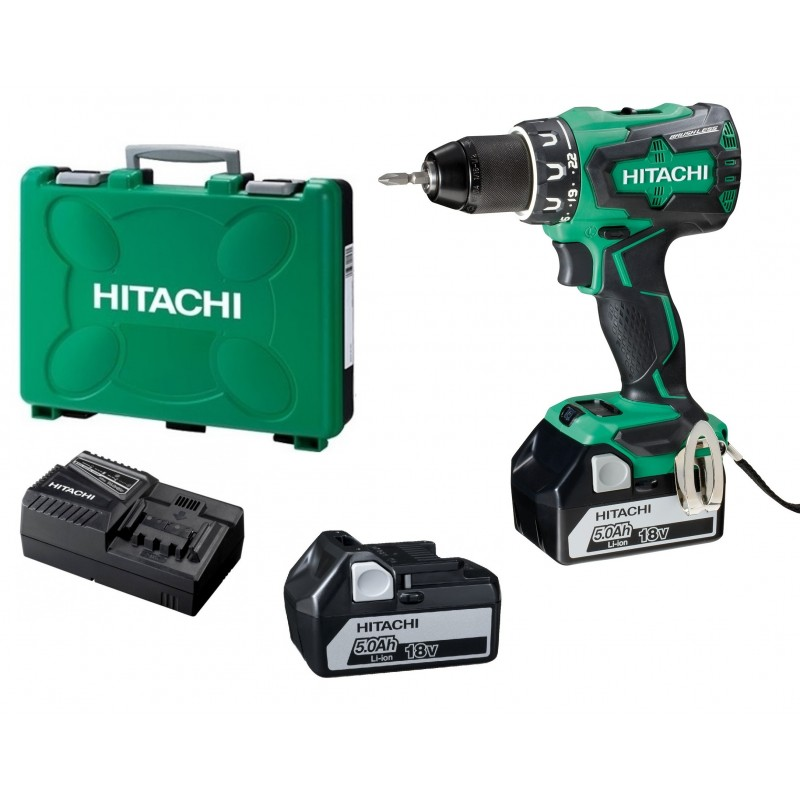 visseuse hitachi brushless