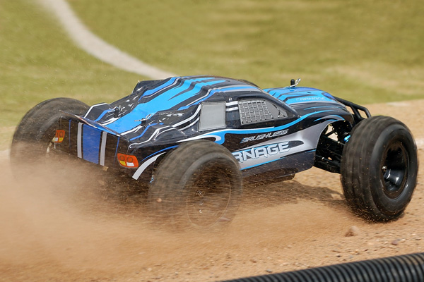 voiture rc brushless 1 10