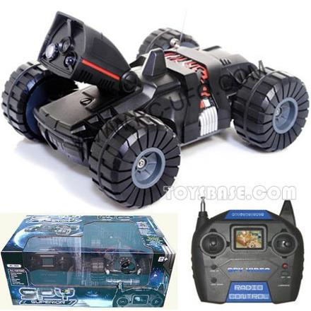 voiture rc camera