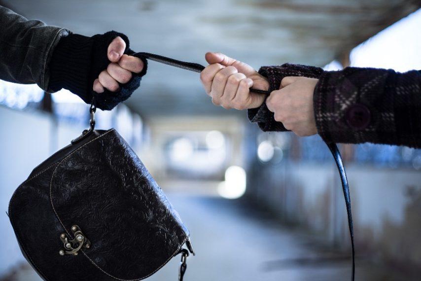 vol sac à main