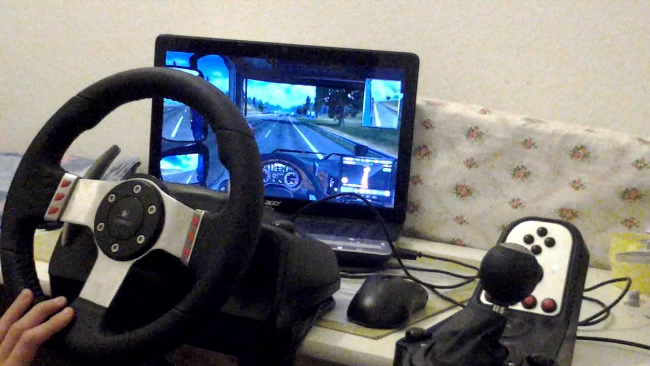 volant euro truck simulator 2