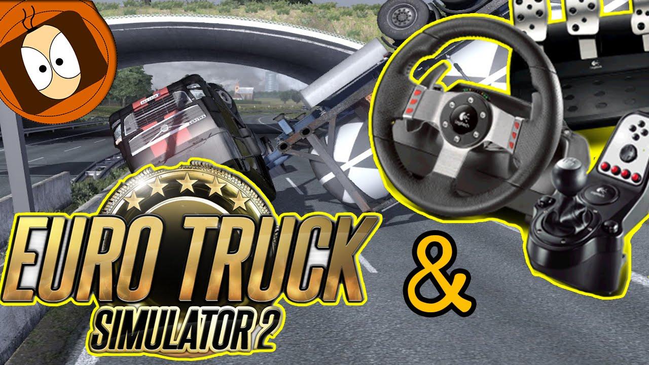 volant pc euro truck simulator 2
