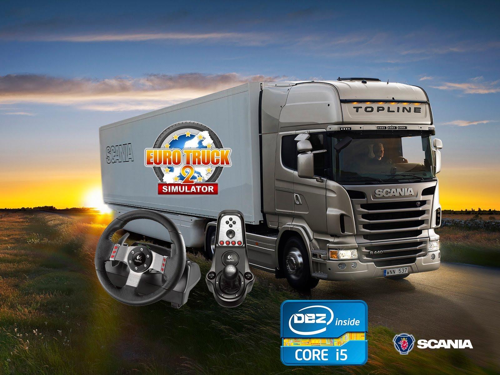 volant pour euro truck simulator 2