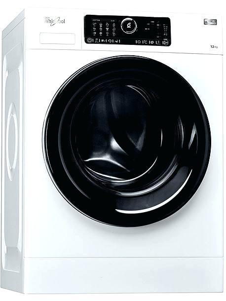 whirlpool lave linge