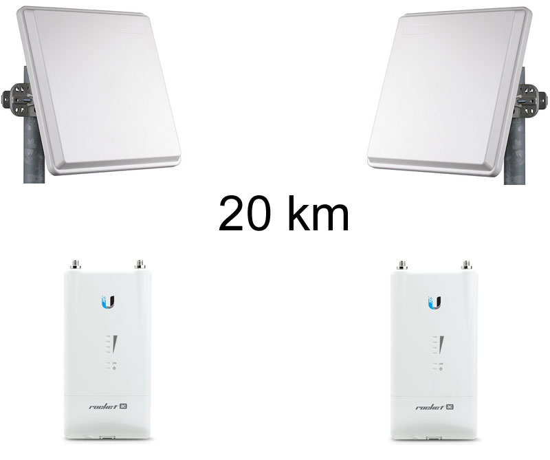 wifi longue distance